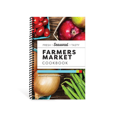 Farmers Market Recipes Cookbook for Healthy Eating