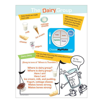 Dairy Activity Book | Ages 3-6