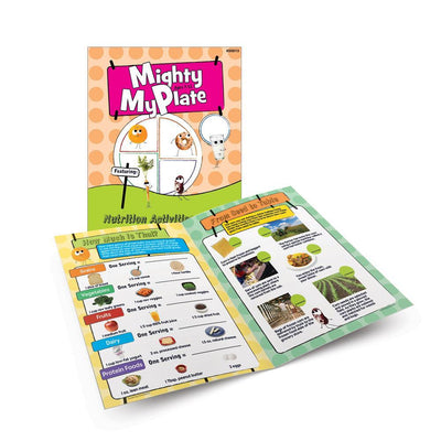 Mighty MyPlate Activity Books for Ages 7-11