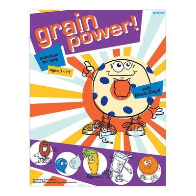 Nutrition Activity Book | Grain