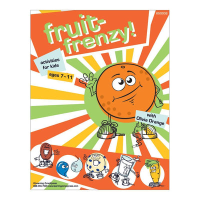 Nutrition Activity Book | Fruit
