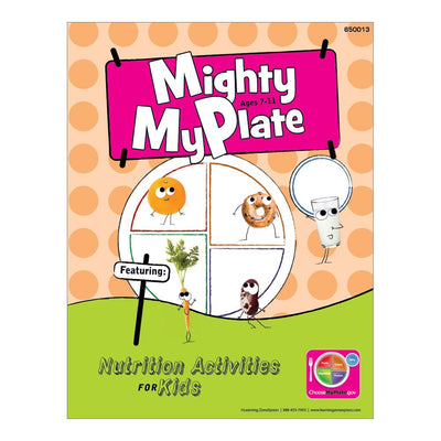 Nutrition Activity Book | Mighty MyPlate