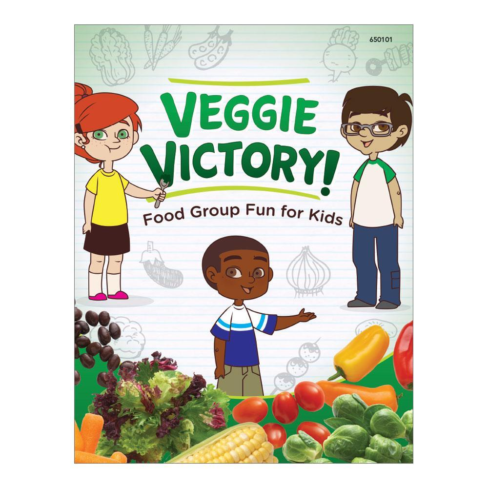 Veggie Victory! Activity Books