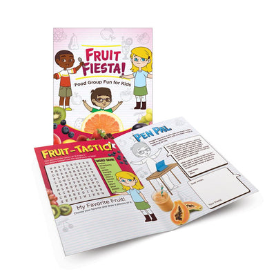 Fruit Fiesta! Activity Books
