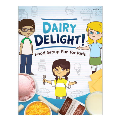 Dairy Delight! Activity Books