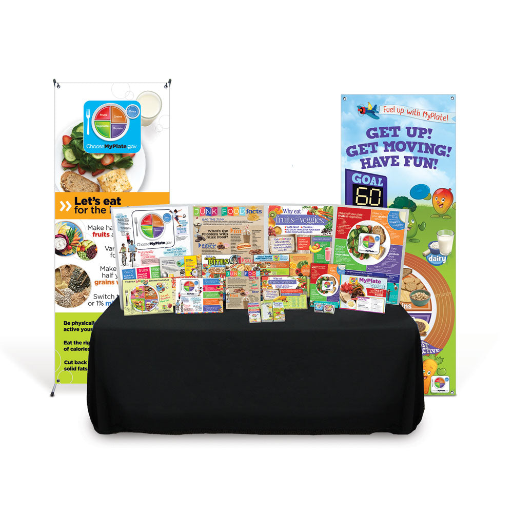 MyPlate Health Fair Kit