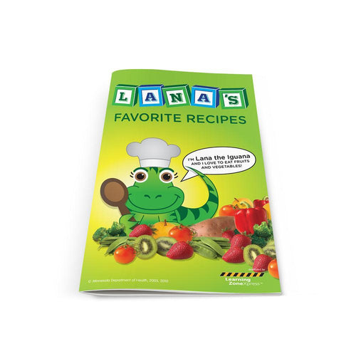 LANA Lana's Favorite Recipes Cookbook