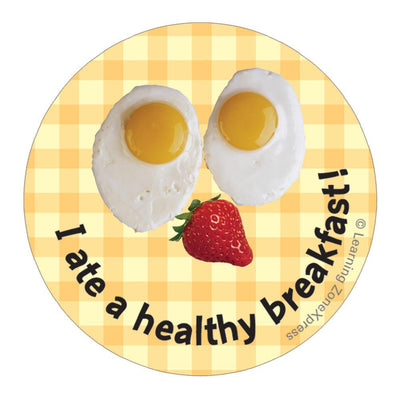 Breakfast Stickers
