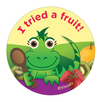 LANA Fruit & Veggie Stickers