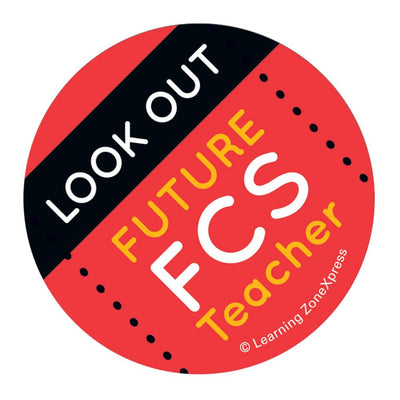Future FCS Teacher Sticker