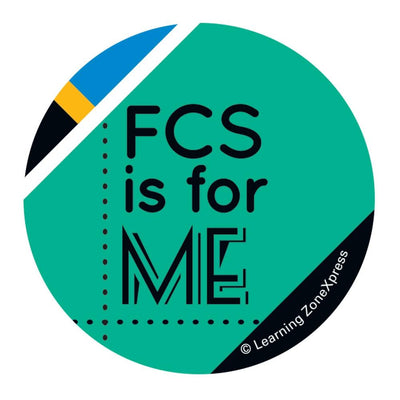FCS is for Me Sticker