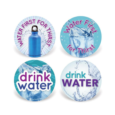 Drink Water Stickers