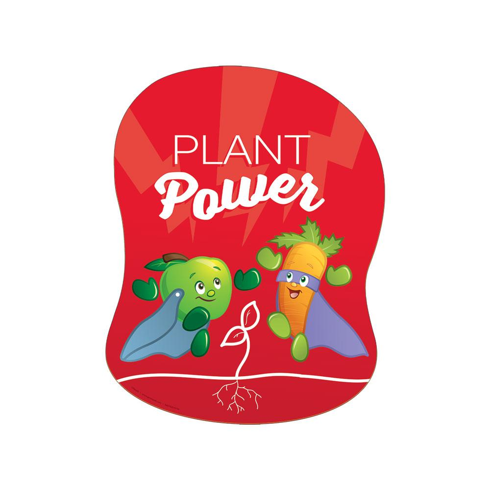 Garden Heroes® Plant Power Floor Decal