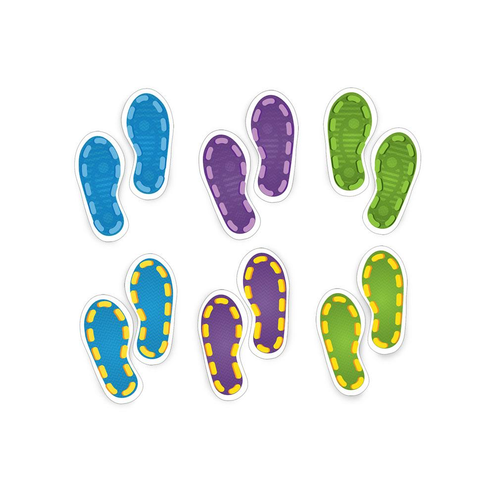 Footprint Directional Floor Decal Set