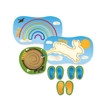 Nature Walk Sensory Pathway Complete Set