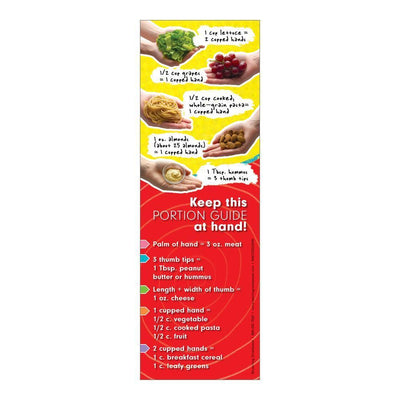 Handy Portions Bookmarks