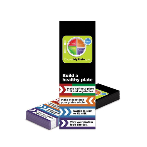 USDA MyPlate Bookmarks
