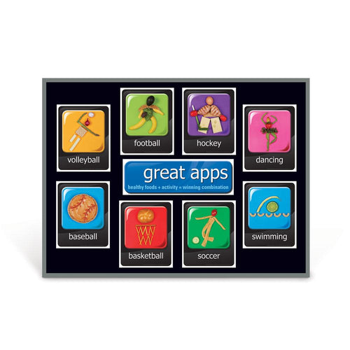 Great Apps Bulletin Board Kit