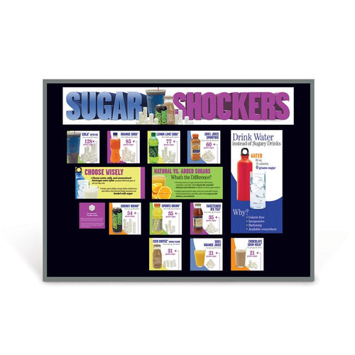 Sugar Shockers® Bulletin Board Kit