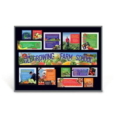Get Growing with Farm to School Bulletin Board Kit