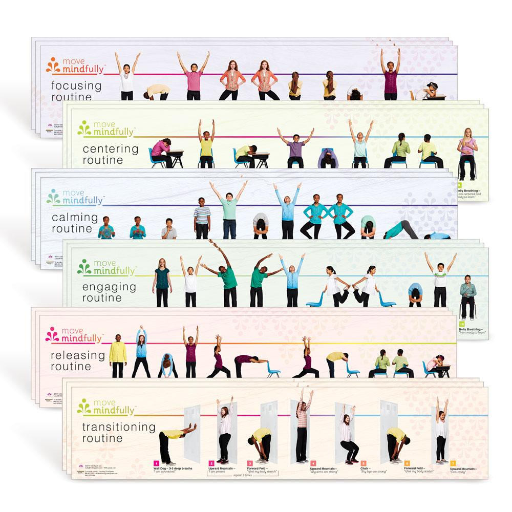 Move Mindfully™ Yoga Sequence Card Set
