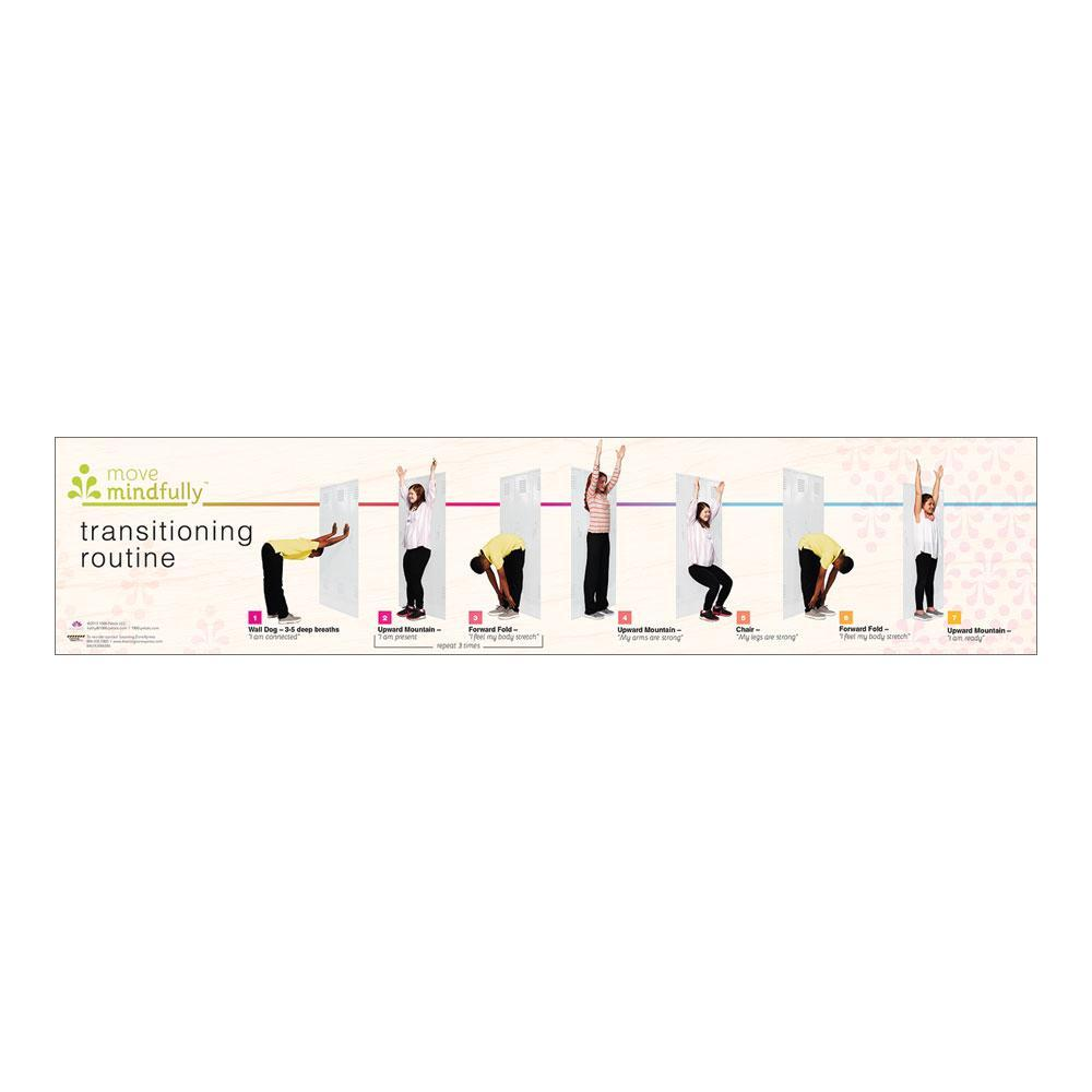 Move Mindfully™ Yoga Sequence Card | Transitioning