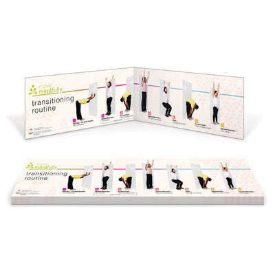 Move Mindfully™ Transitioning Yoga Sequence Cards