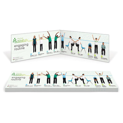 Move Mindfully™ Engaging Yoga Sequence Cards