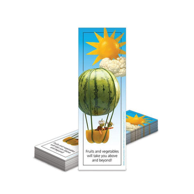 Foodscapes Bookmarks