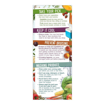 Farmers Market Shopping List Notepads