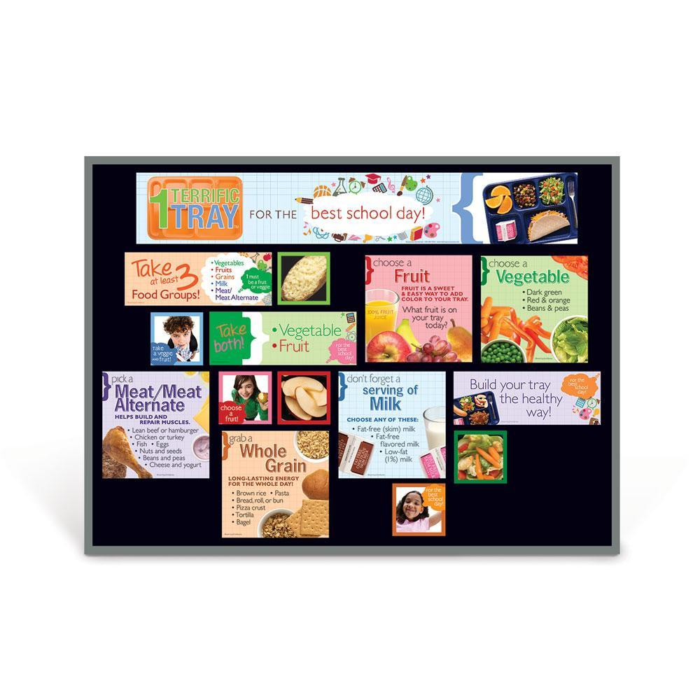 1 Terrific Tray™ Bulletin Board Kit