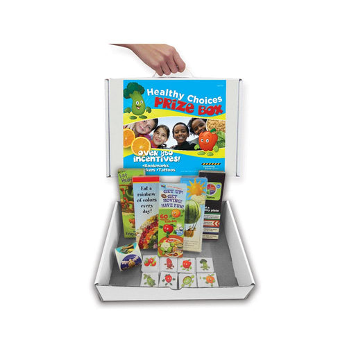 Healthy Choices Prize Box