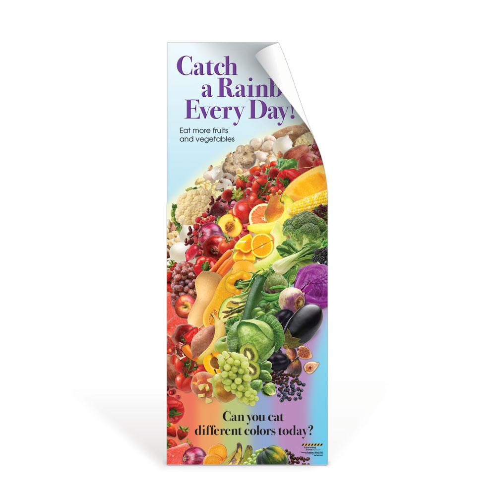 Catch a Rainbow Decal Banner
