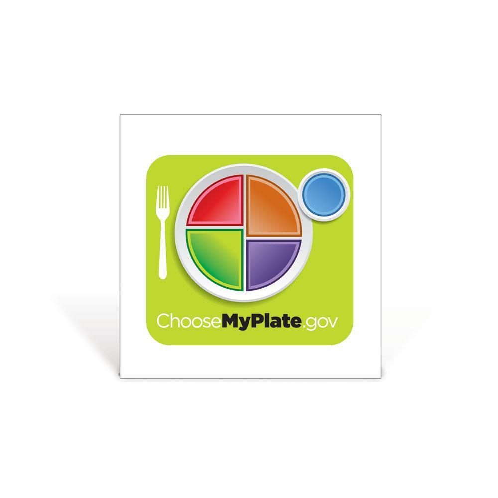 MyPlate Temporary Tattoos