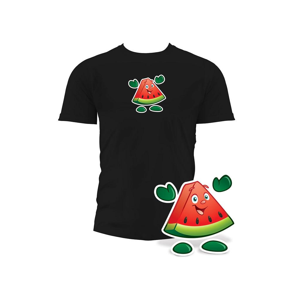 Garden Heroes® Watermelon Iron-On Transfer