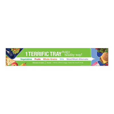 1 Terrific Tray™ Sign Set