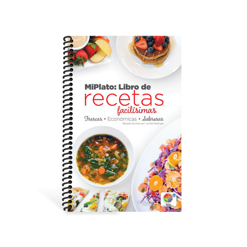 MyPlate Super Simple Spanish Cookbook
