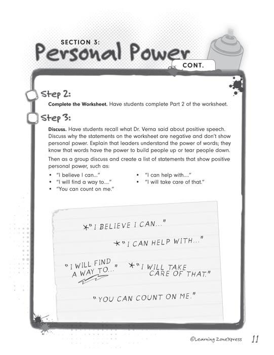 Personal Potential Teacher's Guide & Journal