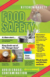 Kitchen Safety Poster Set