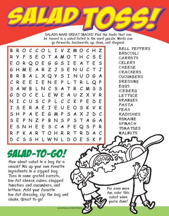 Snack Attack Activity Books (Ages 7-11)