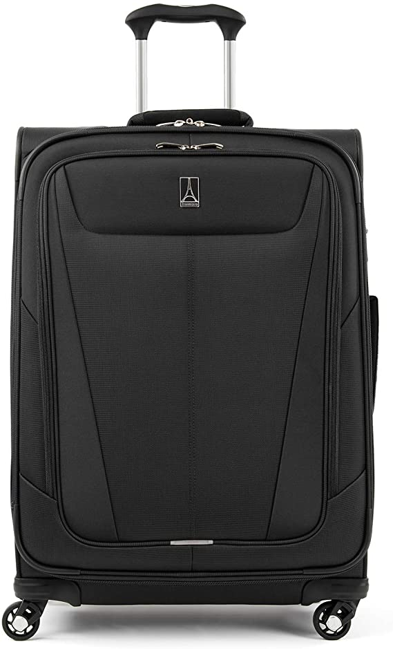 Travelpro Maxlite 5-Softside Expandable Luggage, Black