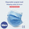 Anti-dust Non Woven Anti-dust Safe Breathable 3 -Ply Disposable Face Masks