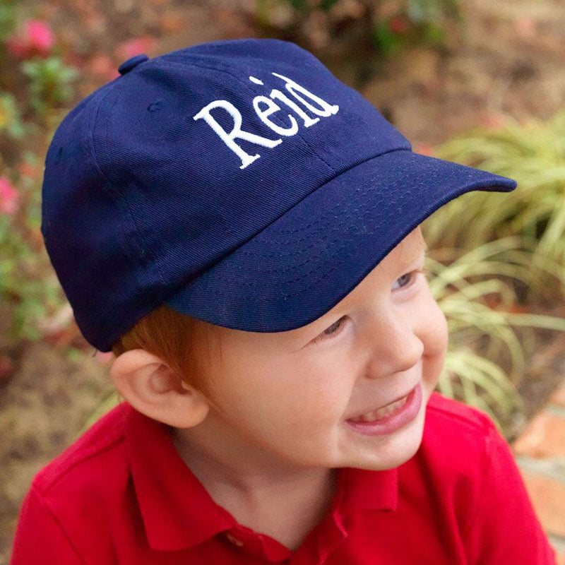 Navy Kids' Cap