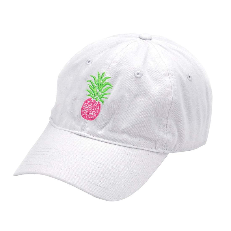 Pineapple White Cap