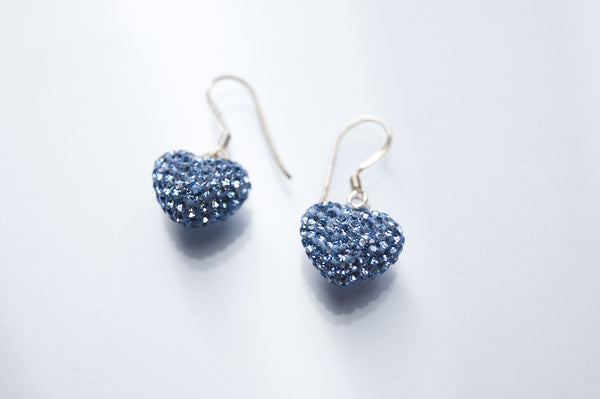 Blue CG Earrings