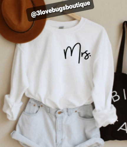 Mrs Sweatshirt