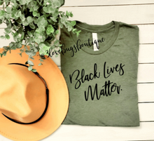 Load image into Gallery viewer, BLM Shirt - 3lovebugsboutique