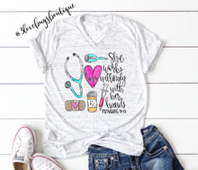 Load image into Gallery viewer, Nurse T-Shirt - 3lovebugsboutique
