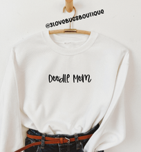 Load image into Gallery viewer, Doodle Mom Sweatshirt