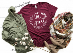 Fall Shirt - 3lovebugsboutique